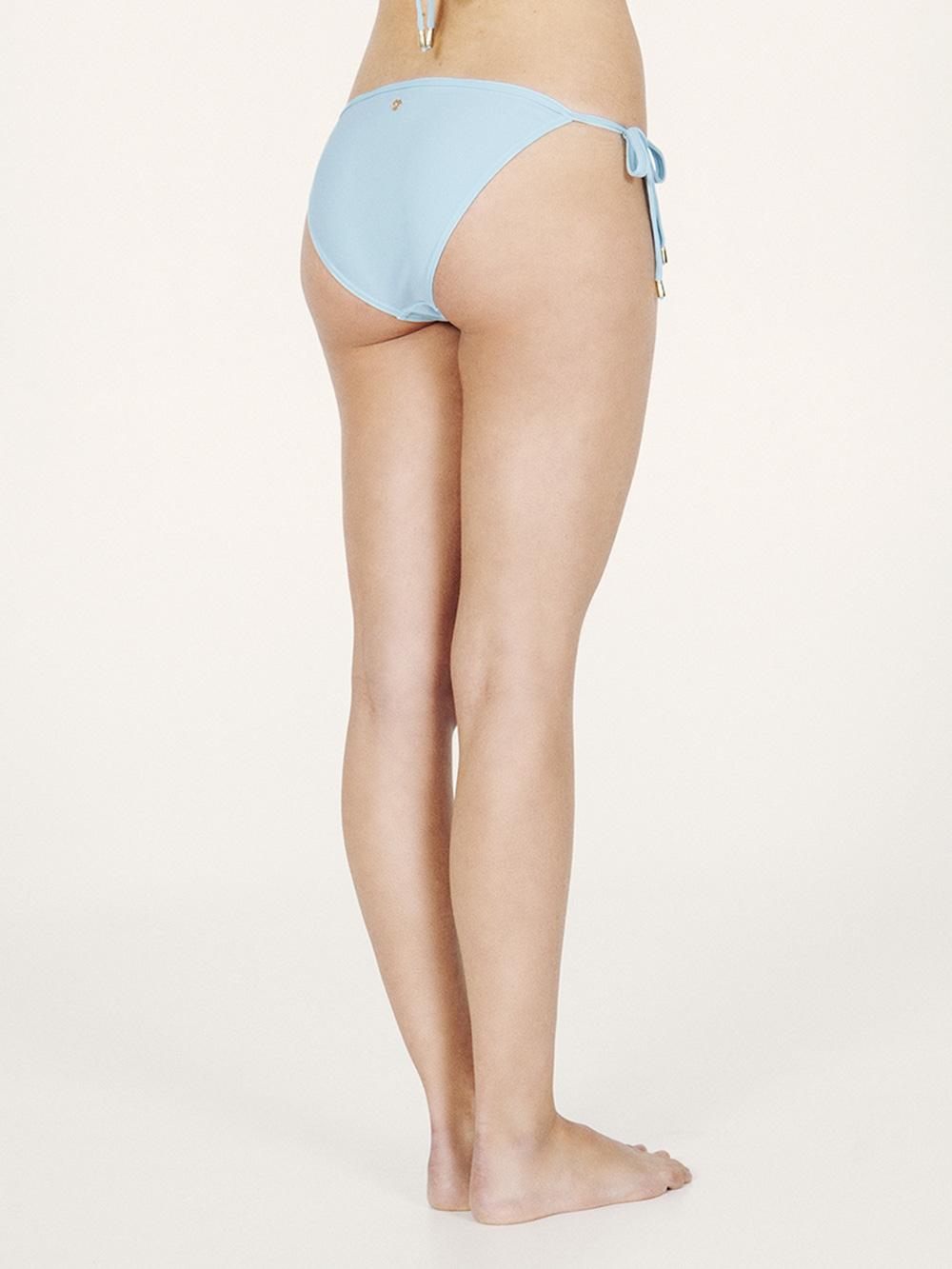 CAMILA Bikini básico – Braguita – Liso Azul – nadadora.com.es – swimwear