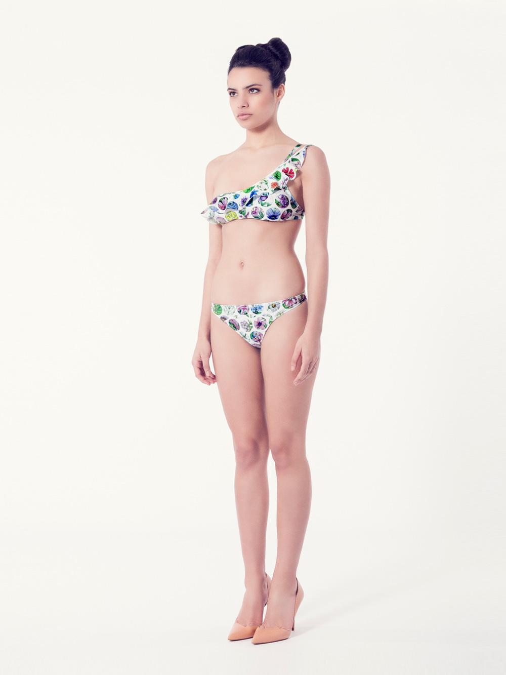 MALVA Bikini tendencia – Vista normal– Estampado blanco – nadadora.com.es – swimwear
